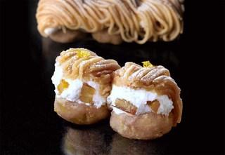 和菓子屋のモンブラン 小波